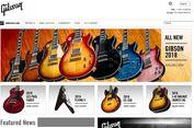 Legenda Pembuat Gitar 'Gibson' Daftarkan Diri Bangkrut