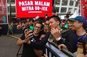 Go-Jek Ajak 3.000 Mitra Berprestasi ke Pasar Malam Kuliner