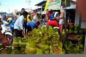Jelang Ramadhan, Harga Elpiji 3 Kg di Pedalaman Nunukan Rp 50.000