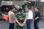 Presiden Jokowi Tinjau Lokasi Pengeboman Gereja di Surabaya