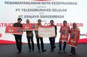 Erajaya Jual Ponsel 'Bundling' Pascabayar Telkomsel