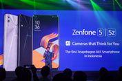 ZenFone 5Z Tak Kunjung Masuk Indonesia, Ini Penjelasan Asus