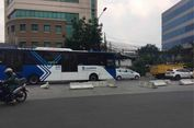 Polisi: Dishub Kurang Sosialisasi Penutupan 3 Perempatan di Mampang