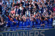 Hazard Bawa Chelsea Kalahkan Man United dan Juarai Piala FA