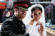 Rahasia Riasan Cantik Alami Meghan Markle di Hari Pernikahannya