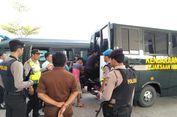 Mobil Lapas Mogok saat Angkut 16 Narapidana Pindahan di Kebumen