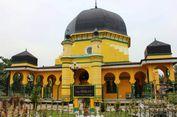 Al Osmani, Masjid Tertua di Medan yang Arsiteknya Orang Jerman