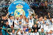 Hasil Final Liga Champions, Kalahkan Liverpool, Real Madrid Juara
