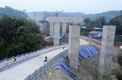 Progres Jembatan Kenteng Titik Kritis Tol Salatiga-Kartasura 80 Persen