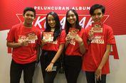 Tiga Alumni The Voice Kids Indonesia 2016 Rilis 'Aku Anak Indonesia'
