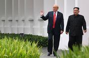 Tak Semua Senang dengan Pertemuan Donald Trump dan Kim Jong Un