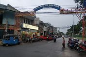 Pedagang Musiman di Stasiun Jatinegara Akan Direlokasi ke Jalan Bekasi 1