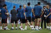 Susunan Pemain Spanyol Vs Maroko, Thiago Menggantikan Vazquez