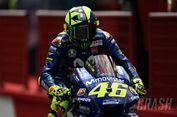 Rossi Masih Kecewa dengan Motor Yamaha Miliknya