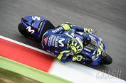 Rossi Kecewa Hasil Tes di Barcelona