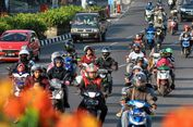Kemenhub Catat Penurunan Sepeda Motor Selama Lebaran 2019 Sebesar 12,75 Persen