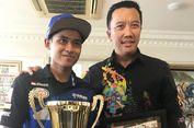 Menpora: Galang Hendra Jadi Rossi Indonesia