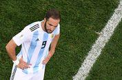 Gonzalo Higuain Ungkap Alasan Tolak Chelsea