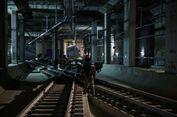 MRT Uji Coba Persinyalan sampai Stasiun Bundaran HI