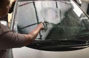 Polisi: Batu yang Dilempar dari JPO Tol Jakarta-Merak Diduga dari Proyek Jalan