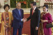 Jokowi dan Mahathir Shalat Jum   at Bersama di Masjid Istana Bogor