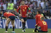 Di Level Timnas, Sergio Ramos Lebih Subur Dibandingkan Iniesta