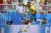 Brasil ke Perempat Final, Neymar Semakin Optimistis Bisa Juara