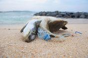 Produk Makanan Sumbang Limbah Plastik Terbanyak di Laut Indonesia