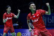 Ganda Putra Indonesia Berhadapan di Babak Awal Kejuaraan Dunia