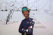 Arvy, 'Bike Messenger' yang Ingin Wujudkan Mimpi Jadi Atlet
