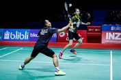 Hafiz/Gloria Kalah, Indonesia Tak Punya Wakil di Semifinal BWF World Tour Finals