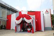 Beban Dealer Baru Mitsubishi di Lampung, Xpander Setengahnya