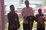 Nenek Masayu Bisik   -bisik ke Jokowi di Atas Panggung, Apa Katanya?