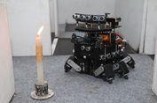 Juara 1 Kontes Robot Nasional,Tim UMM Jajal Kontes Robot di Amerika