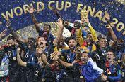 Data Statistik Mengapa Piala Dunia 2018 Layak untuk Dikenang