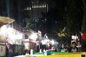 Pedagang Sate Taichan Senayan Tunggu Kepastian Relokasi