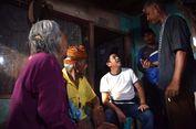 Haru Sang Jawara Saksikan Rumahnya Dibangun Kembali Dedi Mulyadi