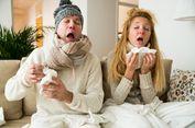 'Man Flu' Nyata, tapi Pria Lebih Cepat Sembuh Dibanding Wanita