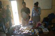 Polisi Tangkap Bandar Narkoba, Barang Bukti Hampir 1 Kg Sabu