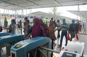 Pukul 11.00 WIB, Sistem E-Ticketing di Stasiun Bogor Sudah Kembali Normal