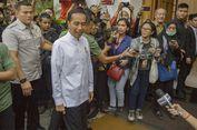 Jelang Debat, Jokowi Bertemu Para Ketua Umum Partai