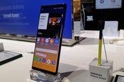 Layar Samsung Galaxy Note 9 Dapat Gelar Terbaik