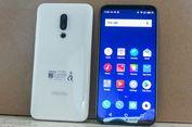 Menjajal Smartphone Meizu 16 di China