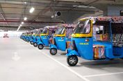 IKEA India Kirim Barang dengan Bajaj Listrik Bertenaga Surya