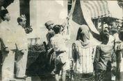 Kisah Tiga Pengibar Merah Putih Saat Proklamasi 17 Agustus 1945
