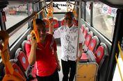 Luncurkan Trans Jateng Purbalingga-Banyumas, Ganjar Ajak Warga Naik Bus