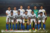 Menang atas Son Heung-min dkk, Timnas U-23 Malaysia ke 16 Besar