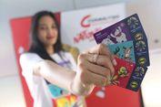 Kartu Komuter Asian Games Limited Edition Mulai Dijual di Stasiun-stasiun