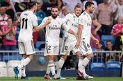 Hasil La Liga Spanyol, Real Madrid Menang atas Klub Sekota