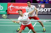 Fajar/Rian Gagal Lolos ke Perempat Final China Open 2018